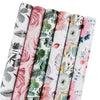 Wrapaholic-Spring-Flower-Wrapping-Paper-Roll-6-Rolls-Set-m