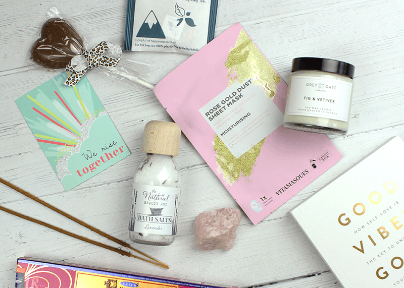 Wild Woman subscription box contents