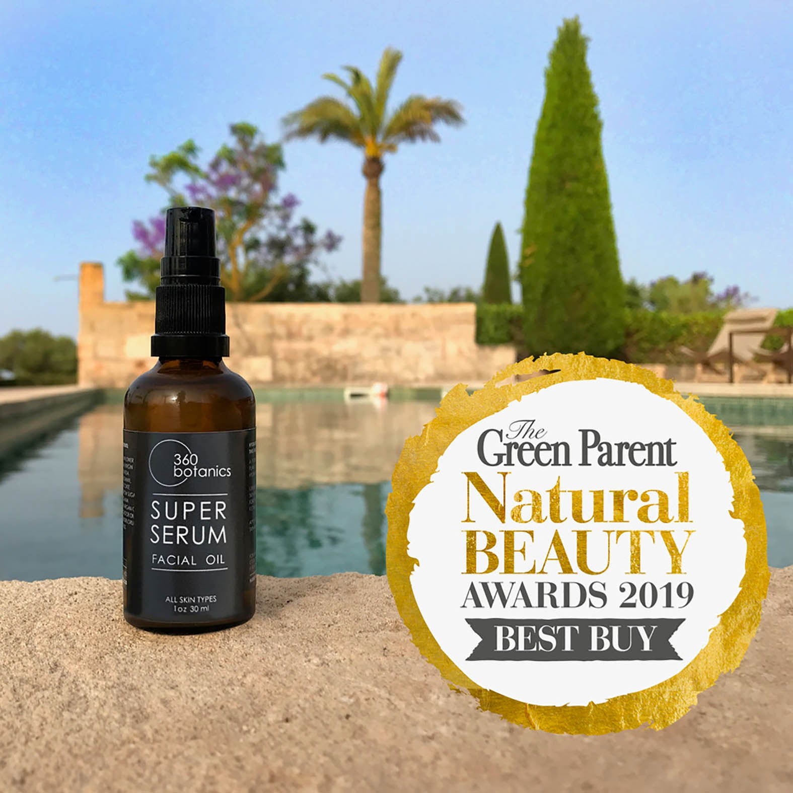 Super Serum - Award Winning Facial Oil