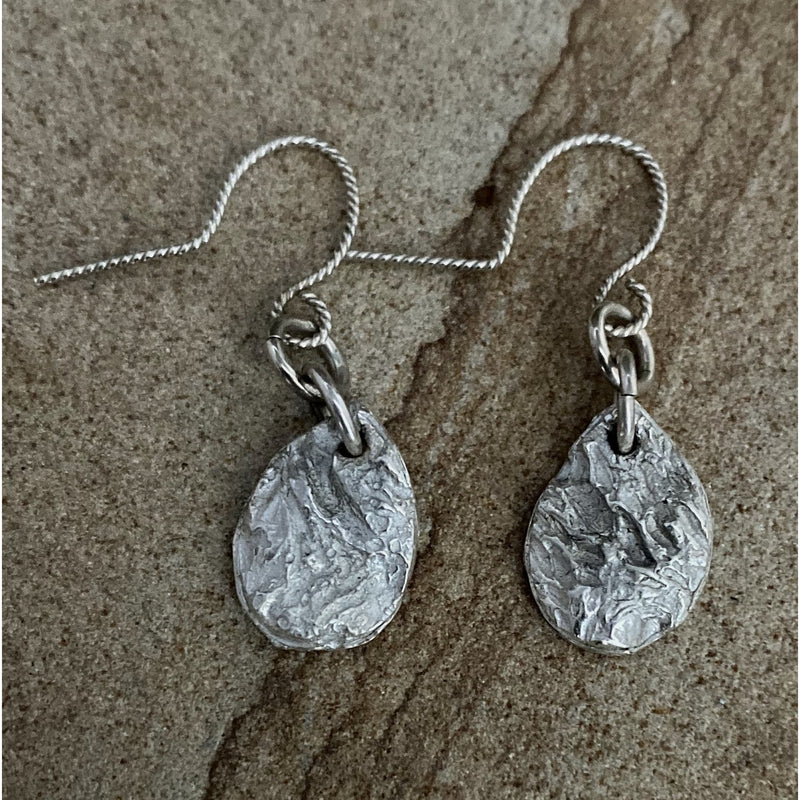 Bark Earrings #169
