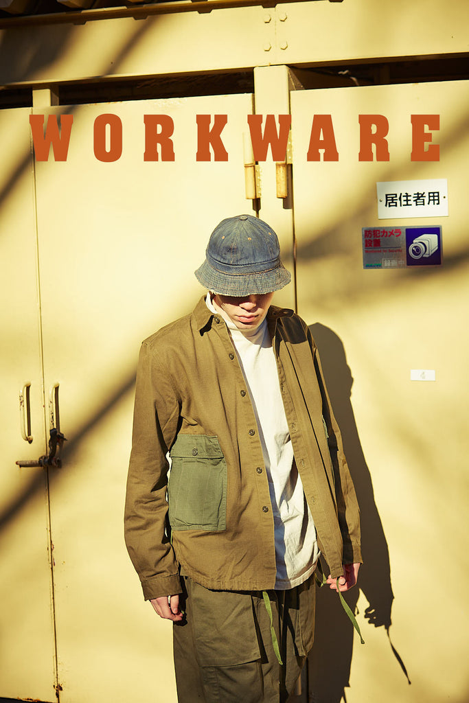 New Brand Alert - Workware Heritage Clothing Company
