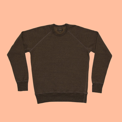 """National Athletic Goods"" Raglan Sleeve Sweatshirt"