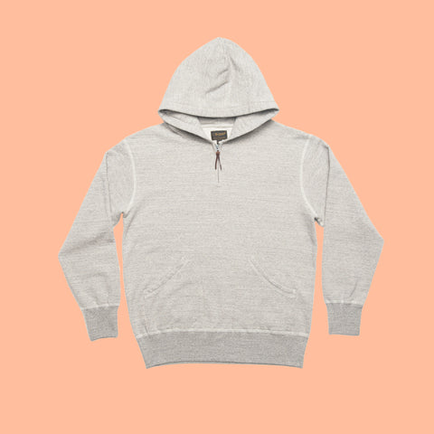 """National Athletic Goods"" Quarter Zip Hoodie Sweatshirt"