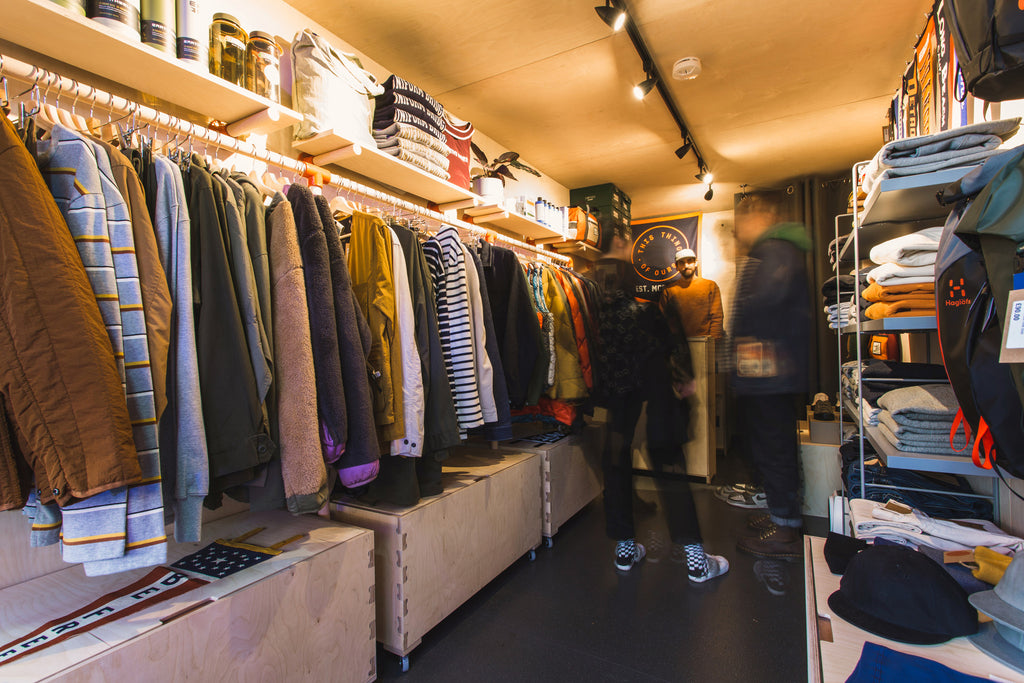 This Thing Of Ours Mens Clothing Store Manchester
