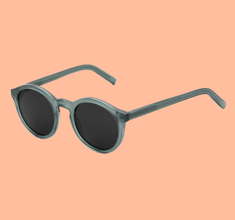 Monokel Barstow Green Sunglasses
