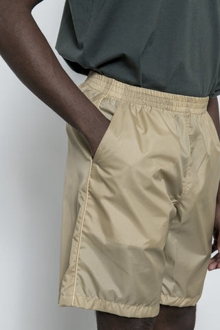 Paa Windbreaker Short Beige