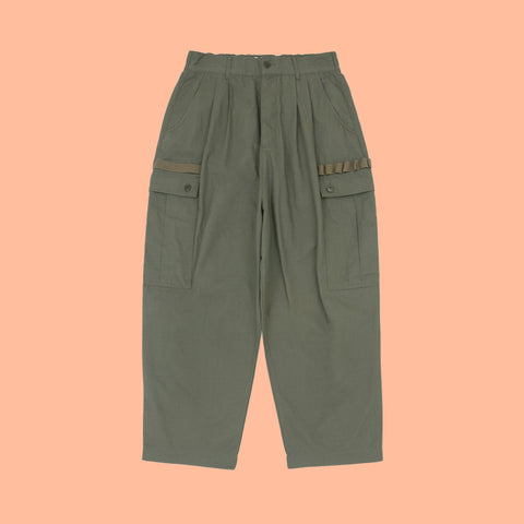 Workware heritage clothing Hong Kong Daisy Pants