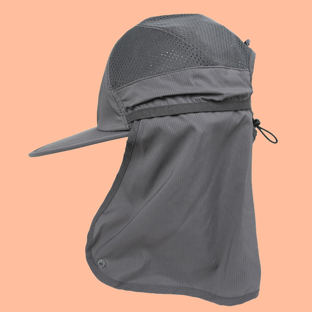 "CAYL ""climb as you love"" Sunvisor Mesh Cap Korean"