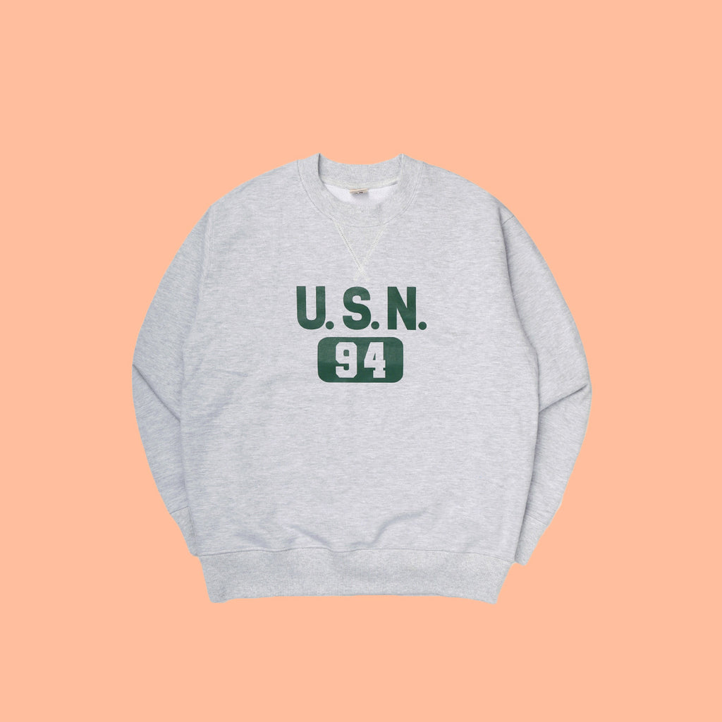 Big Union Korea Classic '89 Sweatshirt USN