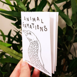 Animalgamations Zine