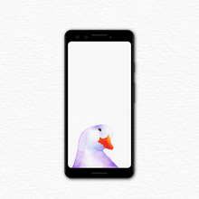 Load image into Gallery viewer, Bright Ducky Wallpapers