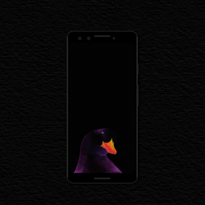 Dark Ducky Wallpapers