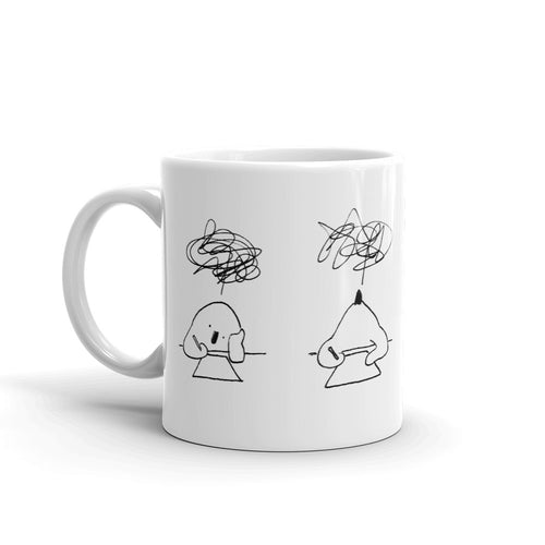 Thought Balloon Mug