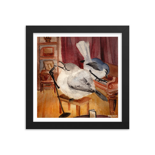The Band - Framed Print