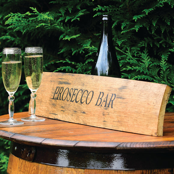 Personalised Whisky Barrel Furniture