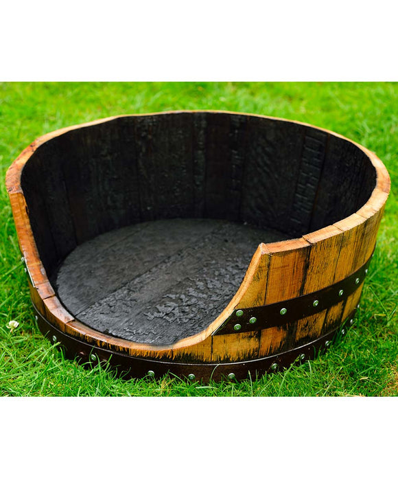 Whisky Barrel Pet Beds