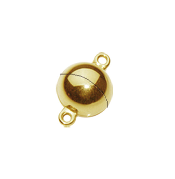 9ct Magnetic Ball Clasp