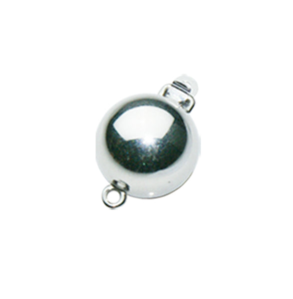 9ct Polish Ball Clasp