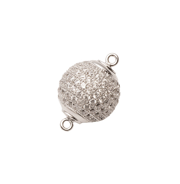 Magnetic Mirror Ball Clasp