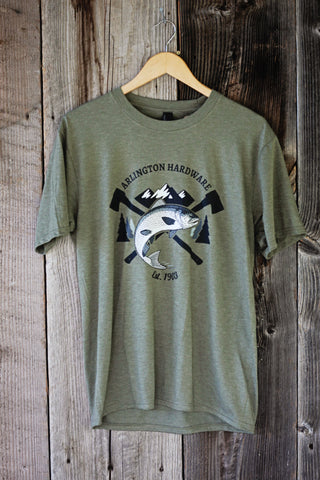 The Sauk River Tee
