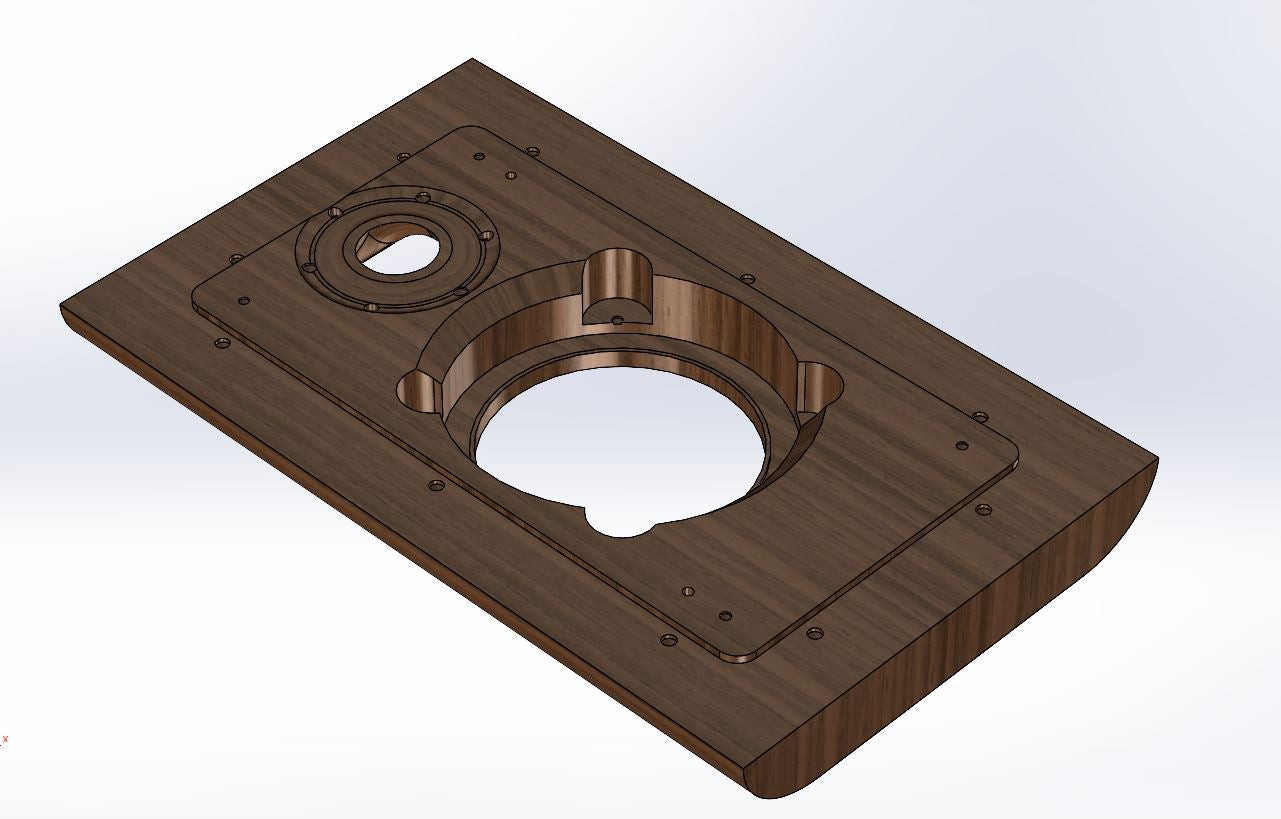 3D CAD Files for Speaker No.1159