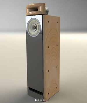 Speaker Design for Mr. Karamanli