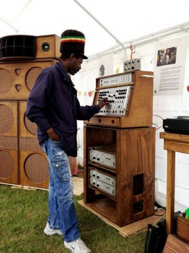 Reggae Sound System Design for Mr.Quin