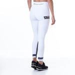 SPORTS NON-SLIP WHITE LEGGING