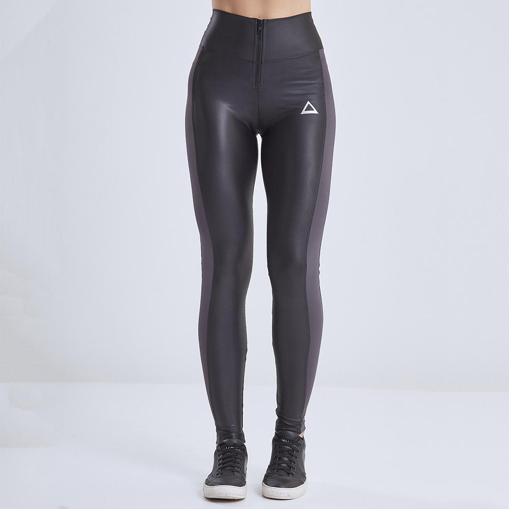 Zippered Legging