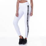 Essentials White Leggings
