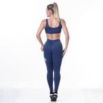 Glam Rock Blue Fitness Set