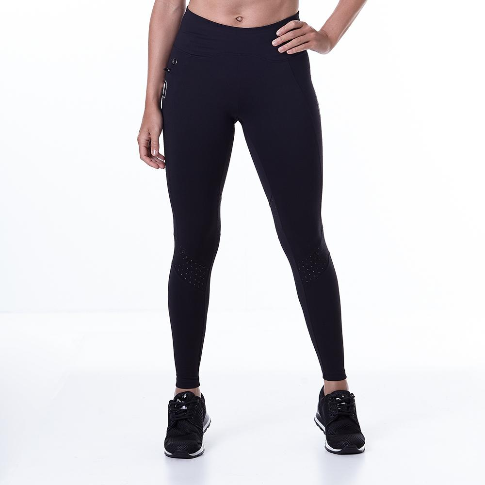 Ice Swift Black Sports Legging