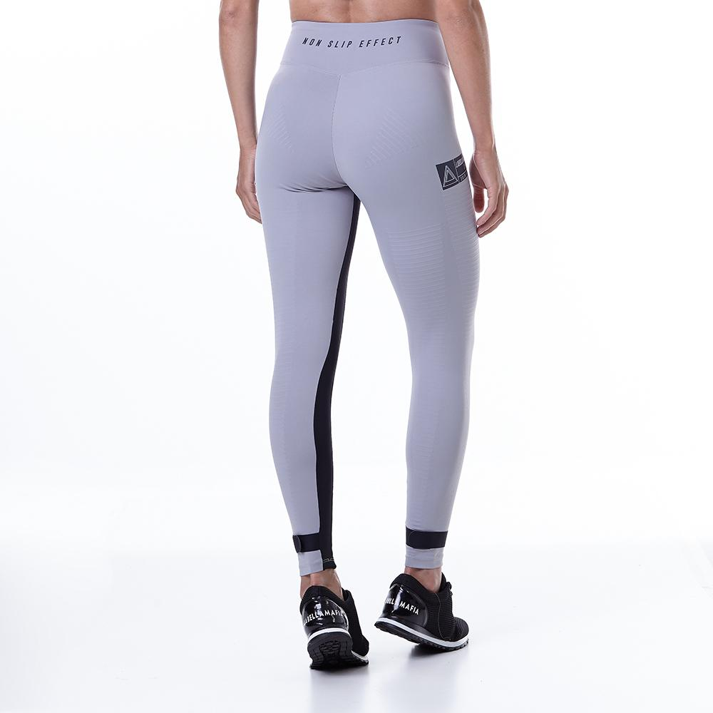 Non-Slip Grey Sports Legging