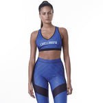 Printed Ocean Fitness Set