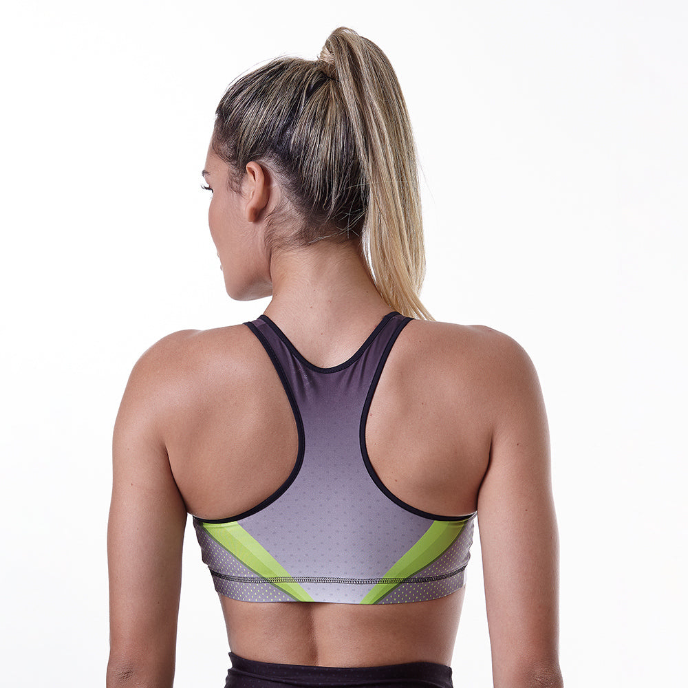 Printed Pure Tech Fitness Set