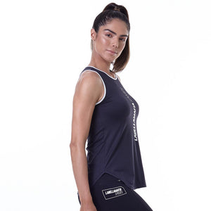 Sports Black Blouse
