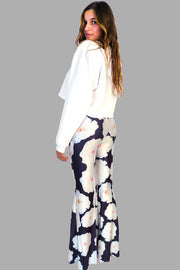 Flower Leggings - Pear Flower bottoms