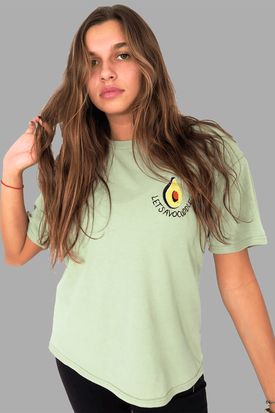 avocado T-Shirt - Lets Avocuddle Shirt