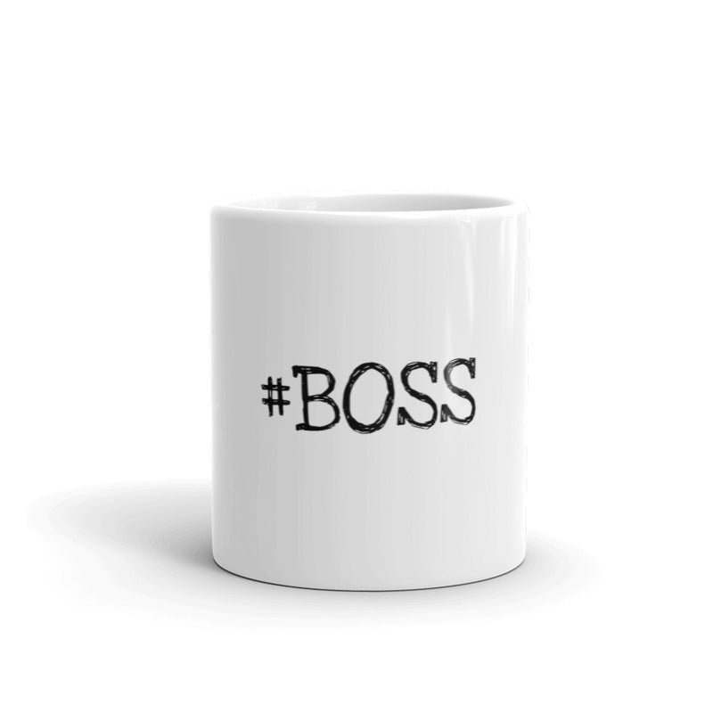 Boss Coffee Mug | Boss Babe Coffee Mug | Girl Boss | New Job Gift | Gift For Mentor |  Female Entrepreneur |  Lady Boss