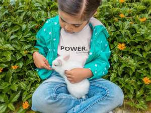 Stylish Advisor Power. Toddler Short Sleeve Tee