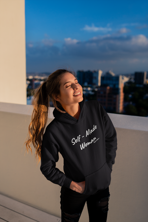 Self-Made Woman Unisex Hoodie