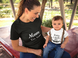 Stylish Advisor Mom Est. Personalized  T-Shirt