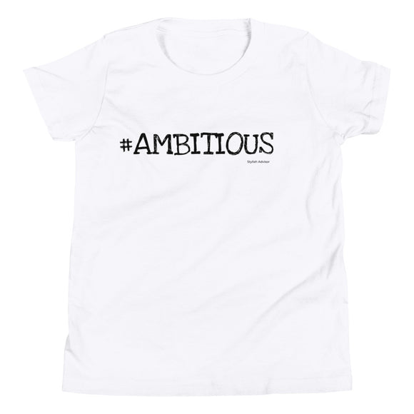 Ambitious Girls Graphic T-Shirt