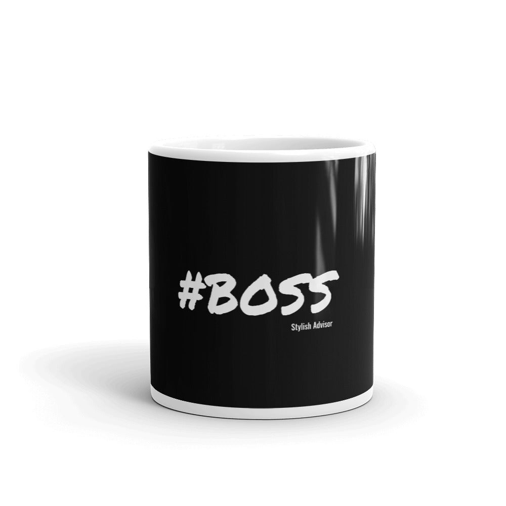 Boss Coffee / Tea Mug
