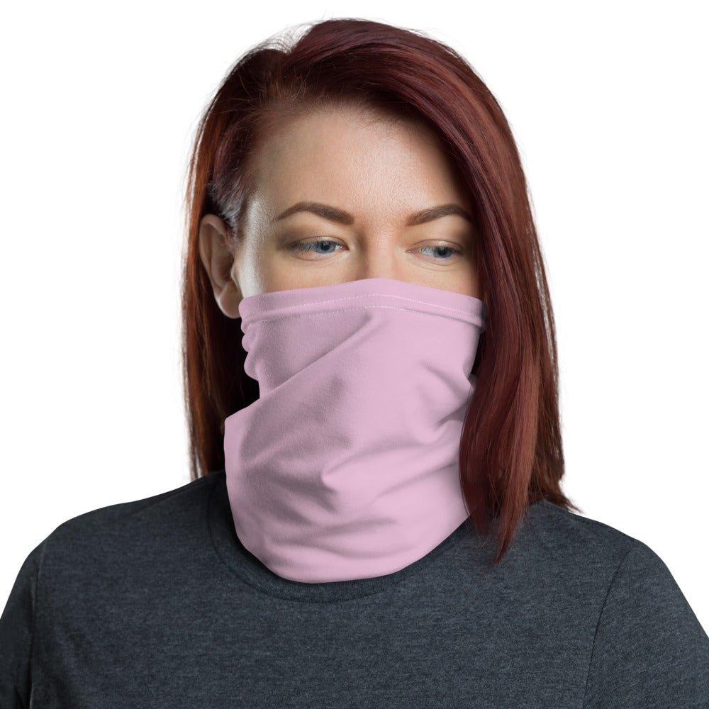 Light Pink  Face Mask | Neck Gaiter | Covid-19