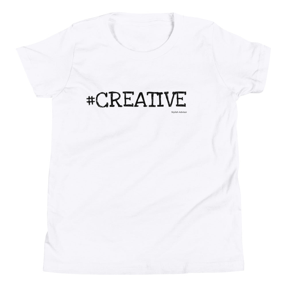 Creative Girls Graphic T-Shirt