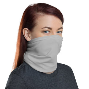 Gray Face Mask | Neck Gaiter | Covid-19