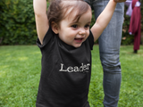 Stylish Advisor Leader Toddler Short Sleeve Tee