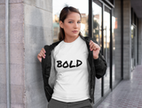 Bold Women's short sleeve t-shirt