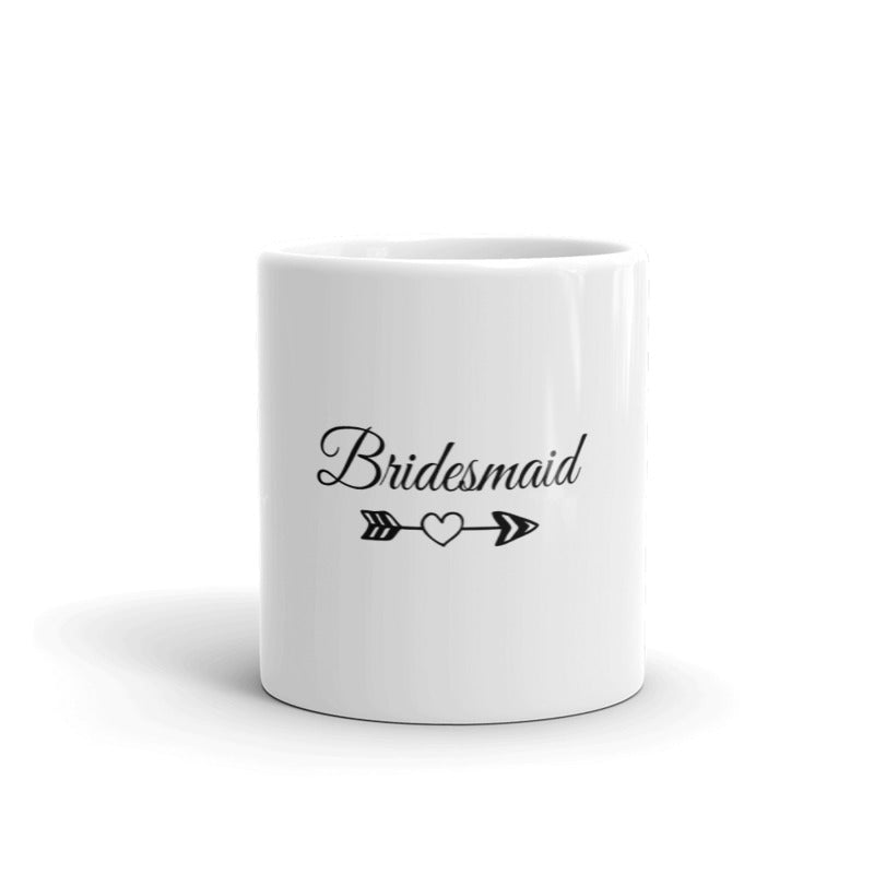 Bridesmaid Coffee Mug | Bridesmaid Tea Cup | Bridesmaid Gift | Girl Boss Gift | BFF Gift